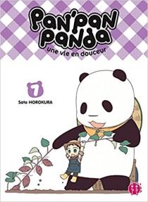 Panpan panda t7